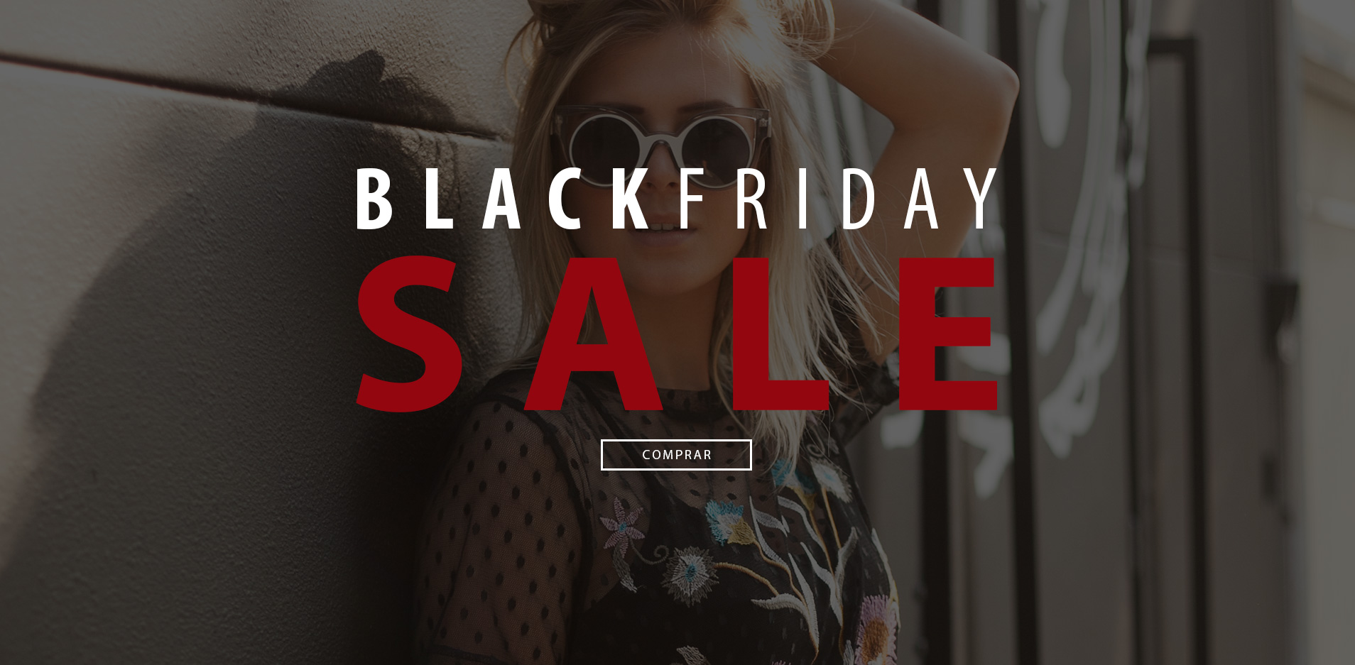 BANNER PRINCIPAL - Sale Black Friday p/ 21/11