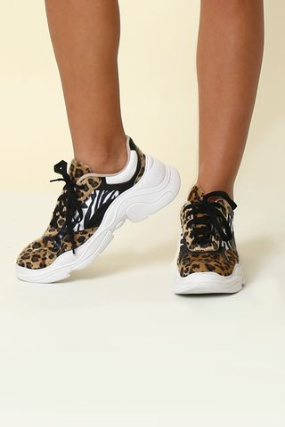 46620c92094 TÊNIS CHUNKY ANIMAL PRINT - 13.05.0097 - Aquamar